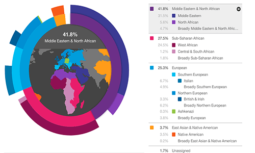 Comparing AncestryDNA and 23andMe's DNA Testing Services
