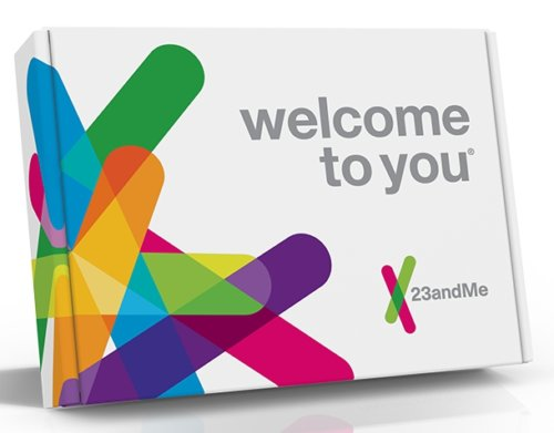 23andMe test kit