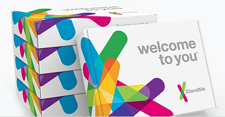 23andMe test kits
